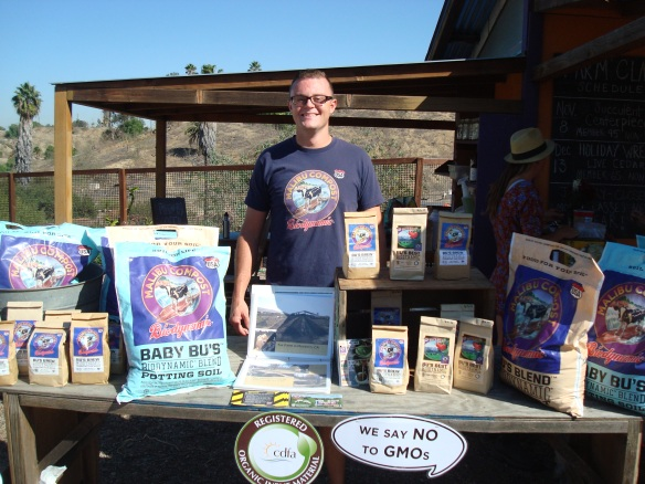 Matt Z. with Malibu Compost