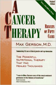 Gerson therapy