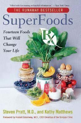 super foods book
